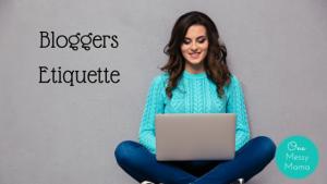 Bloggers Etiquette